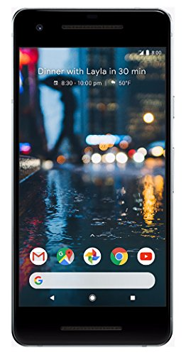 Google Pixel 2 128 GB Clear White EE UK Good