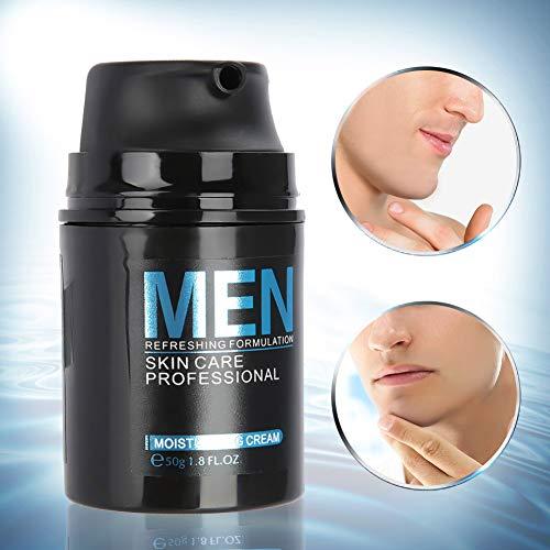Yuyte Men Makeup Super Hidratante Belleza Crema Loción Facial Control De Aceite Crema Hidratante Primer