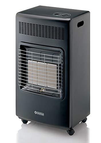Olimpia Splendid Estufa de Gas Infrarrojos 4200 W con Ventilador - 99384 Stovy Infra Turbo Thermo, Made in Italy