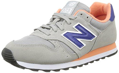 New Balance WL373 Lifestyle - Zapatillas de Deporte para Mujer, Color Gris, Talla 36.5