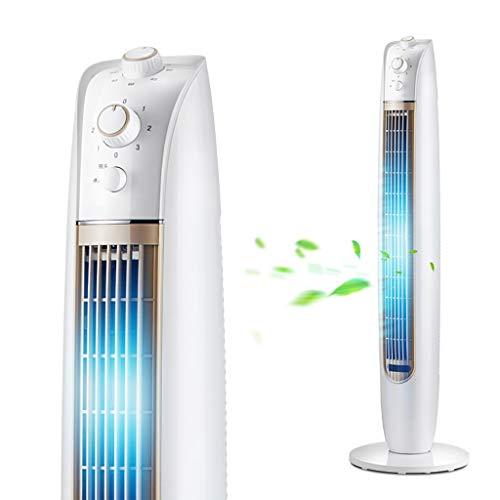 Ventilateurs Colonne Chambre,Climatiseur Mobile Sans Evacuation Portable Ventilateur Sans Pale Oscillation 80° Brumisateur...