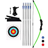 KESHES Archery Recurve Bow and A...