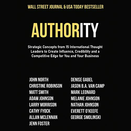 Authority cover art