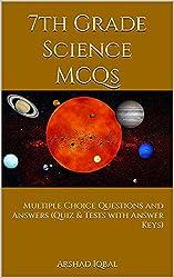 7th Grade Science MCQ Download (2277 MCQs)