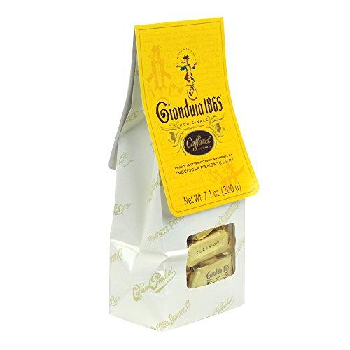 Caffarel Gianduia Classica - Haselnussnougat 200 g