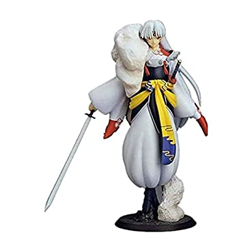 Inuyasha Figure  Sesshomaru PVC Figures Collectibles Model 9 Inches Desktop Decorative Statue,Boxed