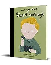 David Attenborough: 34 (Little People, BIG DREAMS)