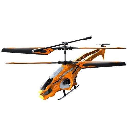 Hover Champs - Helicóptero con radiocontrol James, 3 Canales 22 cm (Giochi Preziosi 85851)