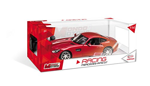 Mondo–63369–Mercedes–AMG GT Open Door–Die Cast–ferngesteuert–Maßstab 1/14–zufällige Farbauswahl