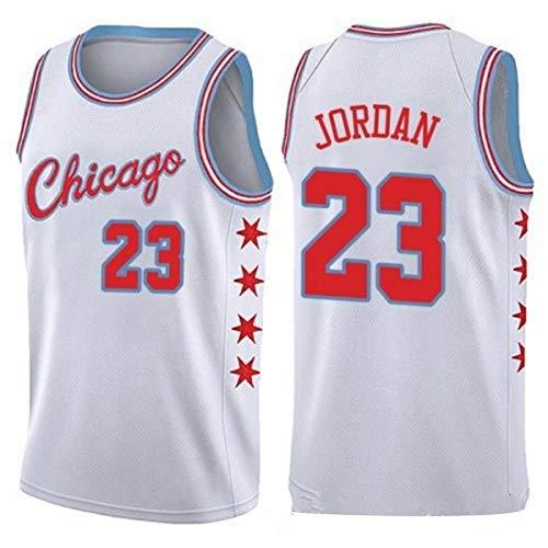 Michael Jordan # 23 Chicago Bullen Herren Trikots Basketball Trikot Sport Uniform...