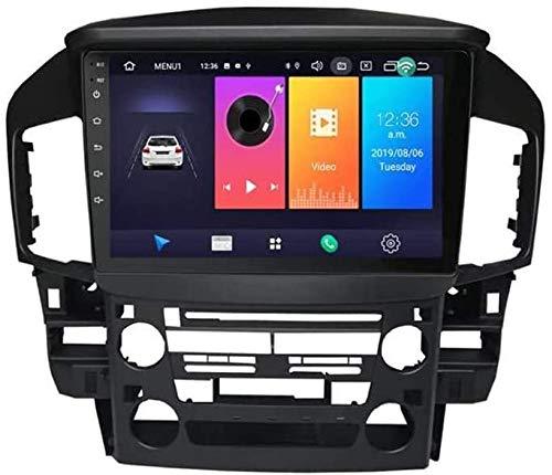 Navegación GPS para Lexus RX300 XU10 1997~2003, Sat Nav Pantalla táctil Dirección de la dirección Radio estéreo Admite la cámara de Respaldo