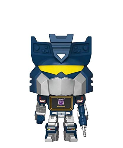 Popsplanet Funko Pop! Retro Toys Transformers - Soundwave (Retro) #26