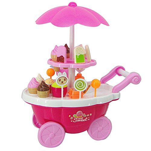 Trolley Toy (Pink)
