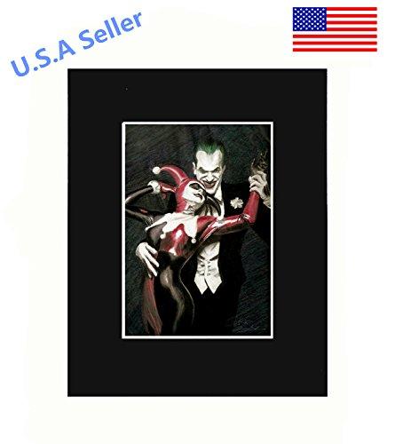 41RxMIxmqrL Harley Quinn Paintings