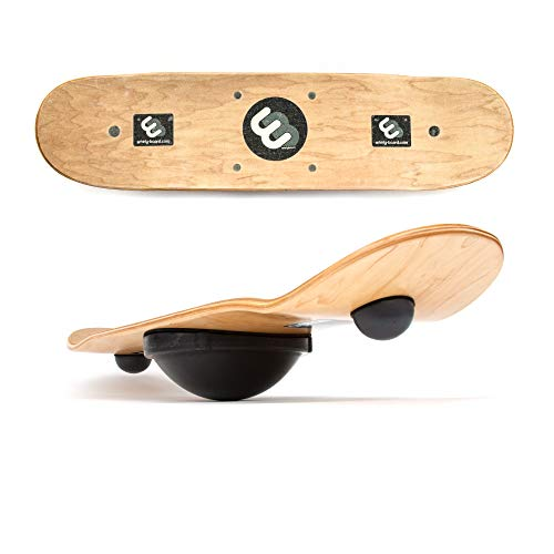 Whirly Board Spinning Balance Board & Agility Trainer