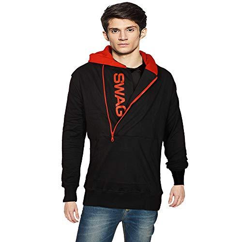 Assassin Creed Hoodie Half Zipper Red