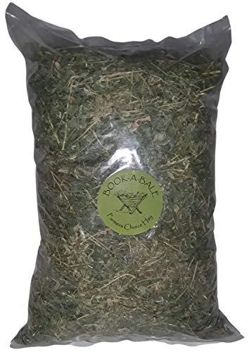 2 kg Heno de Alfalfa de Calidad - Fresco directamente del agricultor en España