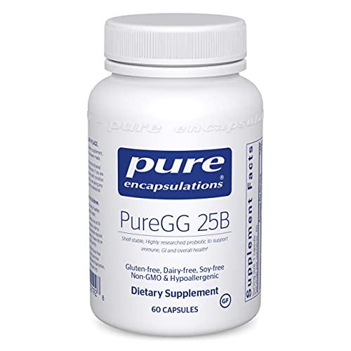 Pure Encapsulations - PureGG 25B - Promotes GI and...