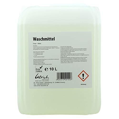 Ulrich Natürlich Waschmittel flüssig 10 Liter