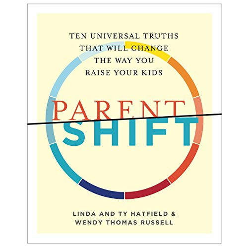 Couverture de ParentShift: Ten Universal Truths That Will Change the Way You Raise Your Kids