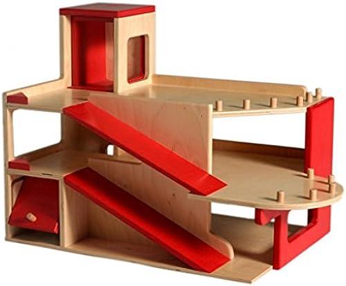 Van Dijk Toys Blocke Wagen Haltbar Rot