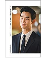 キム・スヒョン (KIM SOO HYUN) 2021年 (令和3年) フォト 壁掛けカレンダー グッズ