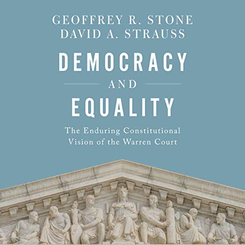 Democracy and Equality cover art