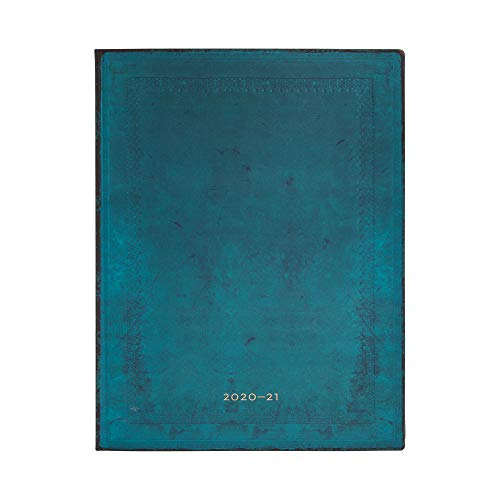 Paperblanks FE5226-5 Agende Docenti di 12 Mesi 2021 | Calypso Liscio | Agenda docenti | Ultra (180 × 230 mm)