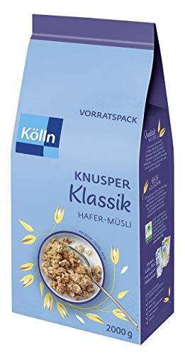 Kölln Muesli Crisp Classic   2 kg