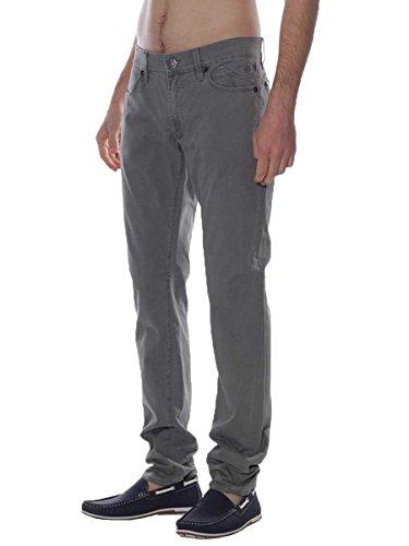 JECKERSON Pantalone Uomo JUPA79XT17931 6045(Grigio Chiaro), 32 MainApps