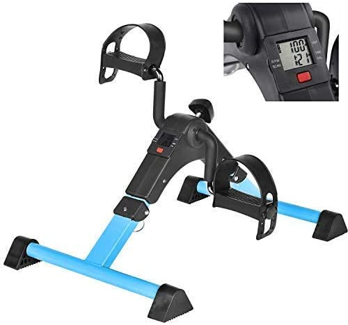 Under Desk All items in the store Bike Pedal Exerciser with Monitor Louisville-Jefferson County Mall and Resistance LCD