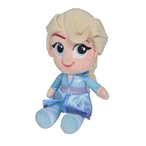 Disney Frozen 2 - Peluche de Elsa (20 cm)