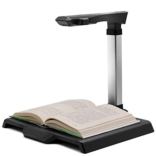 Great Features Of YQQWN Book & Document Camera, 17MP High Definition Professional Book Document Scan...