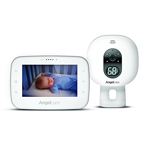 Angelcare Baby Video Monitor with 4.3' Touch Control Display (AC310)