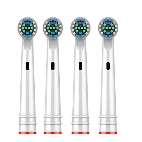 Aufsteckbürsten für Oral b elektrische Zahnbürste Aufsätze - Ersatzzahnbürste für Elektrische Zahnbürste Aufsteckbürsten - Aufsatz Oral b elektrische Zahnbürste