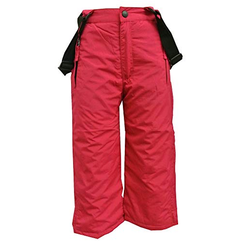 Outburst - meisjes skibroek sneeuwbroek waterdicht 1.500 mm waterkolom, roze - 3809714