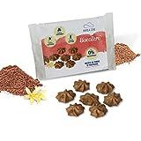 BiscoZero® • Mit nur 0% Kohlenhydraten und Zucker pro Portion • Glutenfrei • Ohne Zuckerzusatz • Laktosefrei • 20g