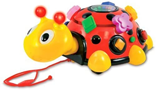 elige tu favorito Learning Journey Journey Journey The Funtime Activity Ladybug by The  descuentos y mas