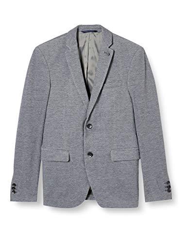 Esprit 040ee2g304 Blazer, 039/Gris Medio 5, 50 para Hombre