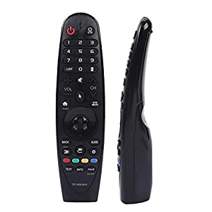 ASHATA Control Remoto de LG Smart TV, Mando a Distancia Televisor Inteligente HD, Reemplazo de Controlador Remoto Portátil de Televisión con Larga Distancia de Transmisión