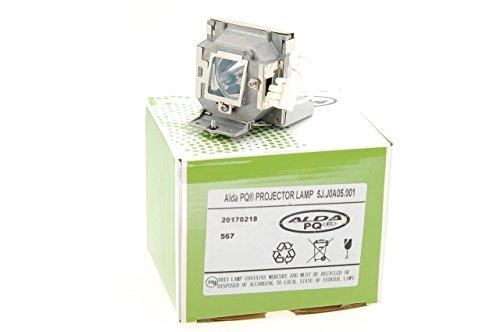 Alda PQ-Premium, Lámpara de proyector para BENQ MP515ST Proyectores, lámpara con Carcasa