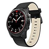 Smartwatch for Android Phones, 1.4' Touch Screen Smart Watch with Sim Card Slot, Heart Rate Monitor, Fitness Tracker GPS Built-in, Phone Calls WiFi Smart Watches for Men