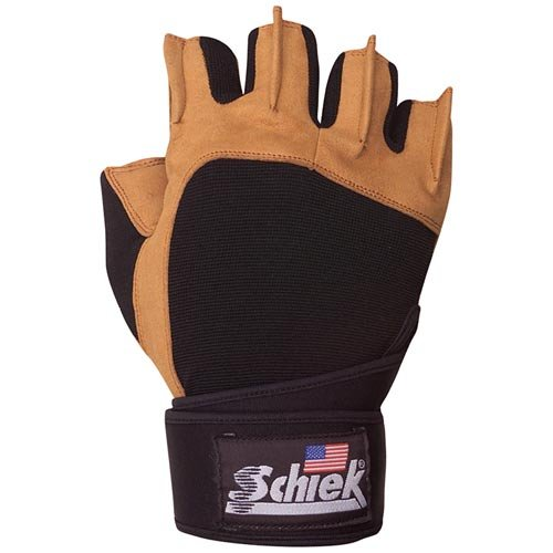 Schiek Lifting Gloves Wristwrap Medium