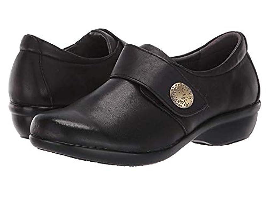 とても多くの援助するパット[プロペット] レディースローファー?靴 Autumn Black (25cm) X (2E) [並行輸入品]