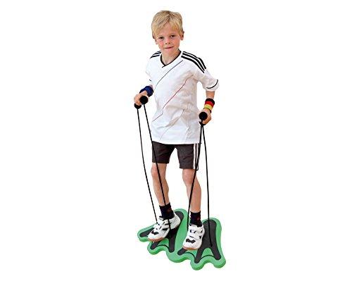 Betzold Sport 34005 - Hüpfbrett Froggie - Kinder Outdoor Spielzeug