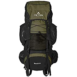 Top 10 Best Hiking Backpack 2018 1