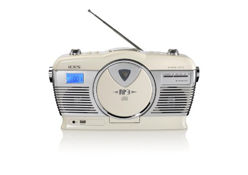 Tragbares Retro-Radio - 2