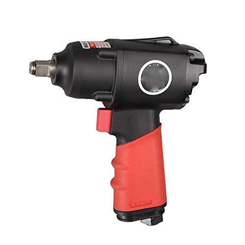 HYY-YY Practica portátil neumática Luz neumático llave de impacto, herramientas de plástico neumáticas Aire mano a mano grado industrial Industrial Tool