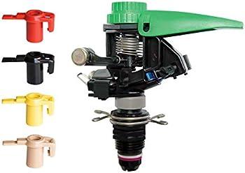 Rain Bird P5-R PLUS Plastic Impact Sprinkler With Nozzle Set