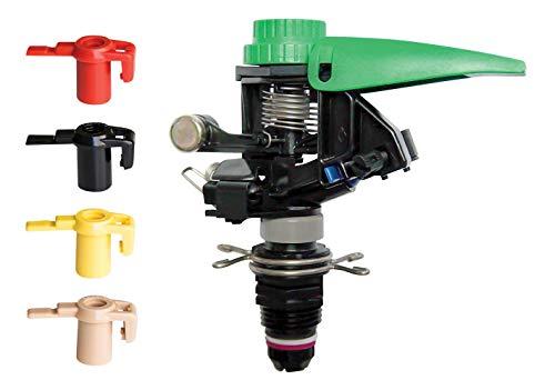 RainBird P5-R PLUS - Plastic Impact Sprinkler with Nozzle Set